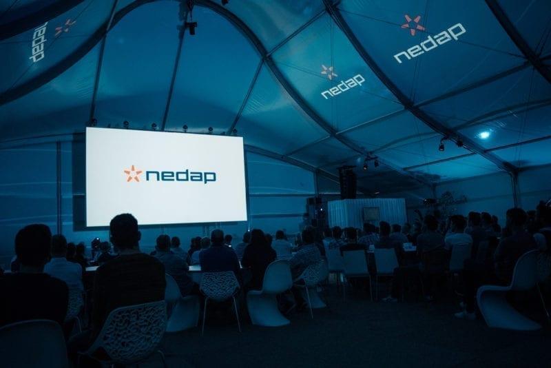 Revelation Nedap logo