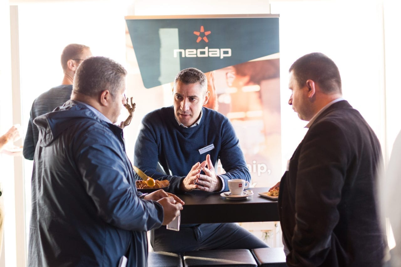 Nedap BE client day 2019-2004