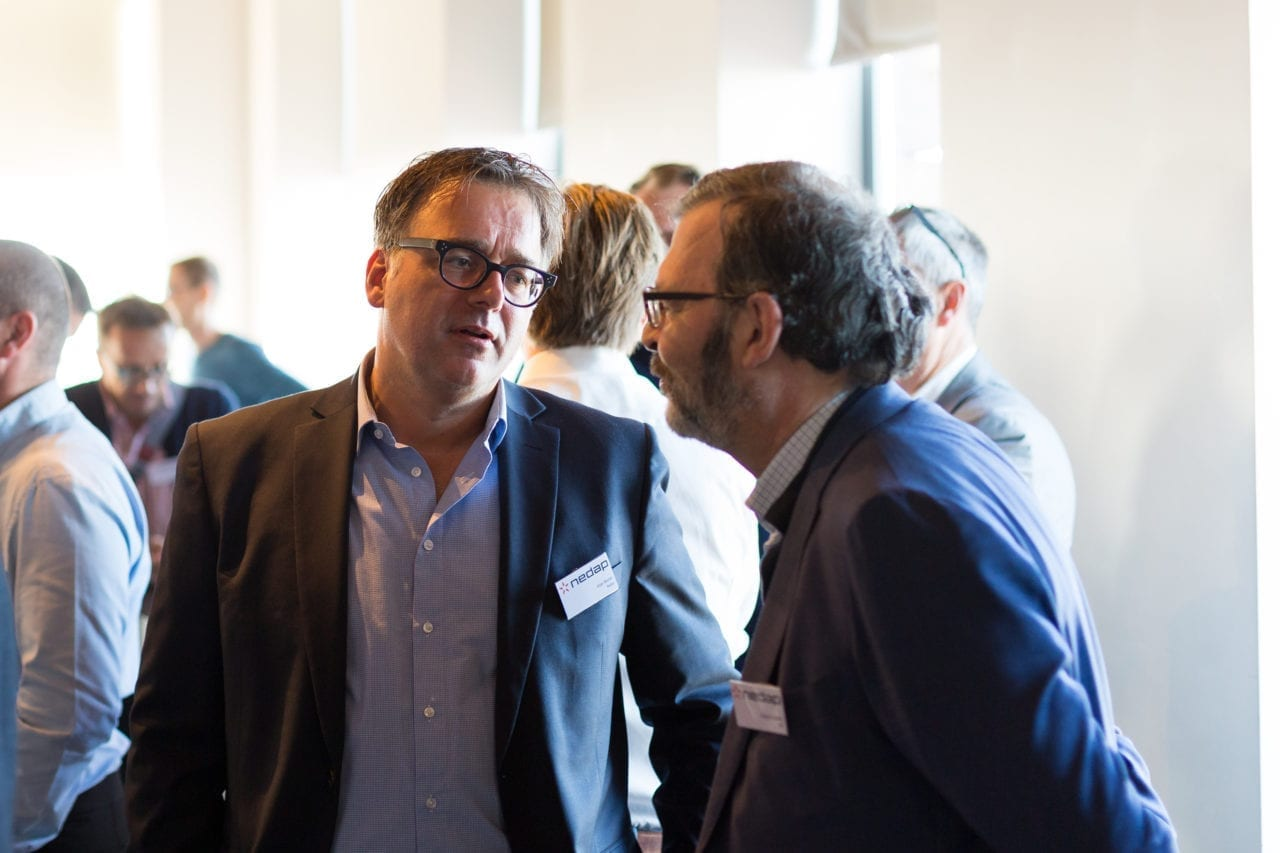 Nedap BE client day 2019-2009