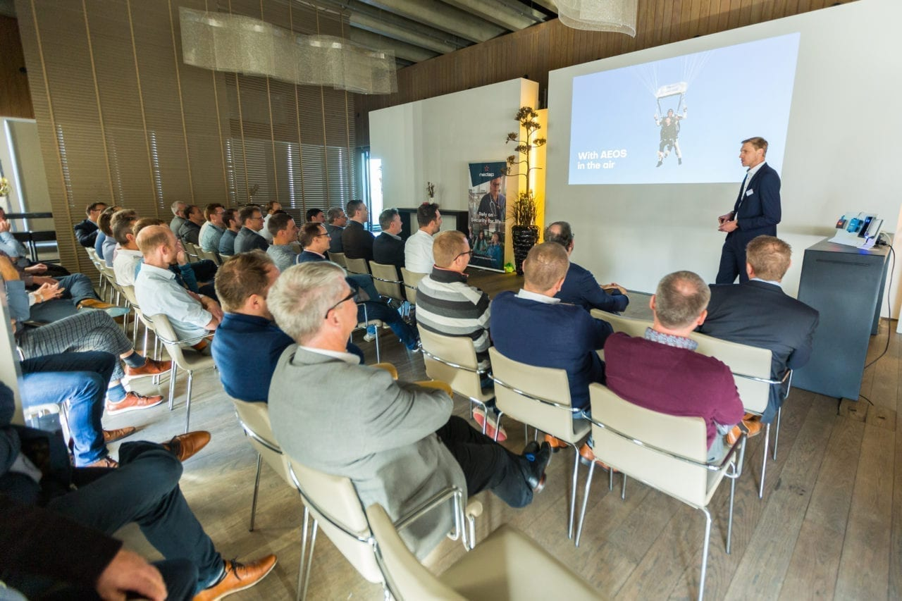 Nedap BE client day 2019-2013