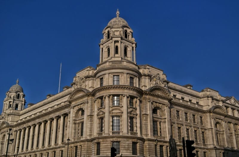 Ministry of Defence - London
