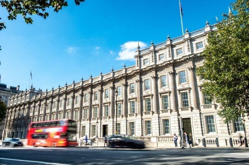 The Cabinet Office - UK